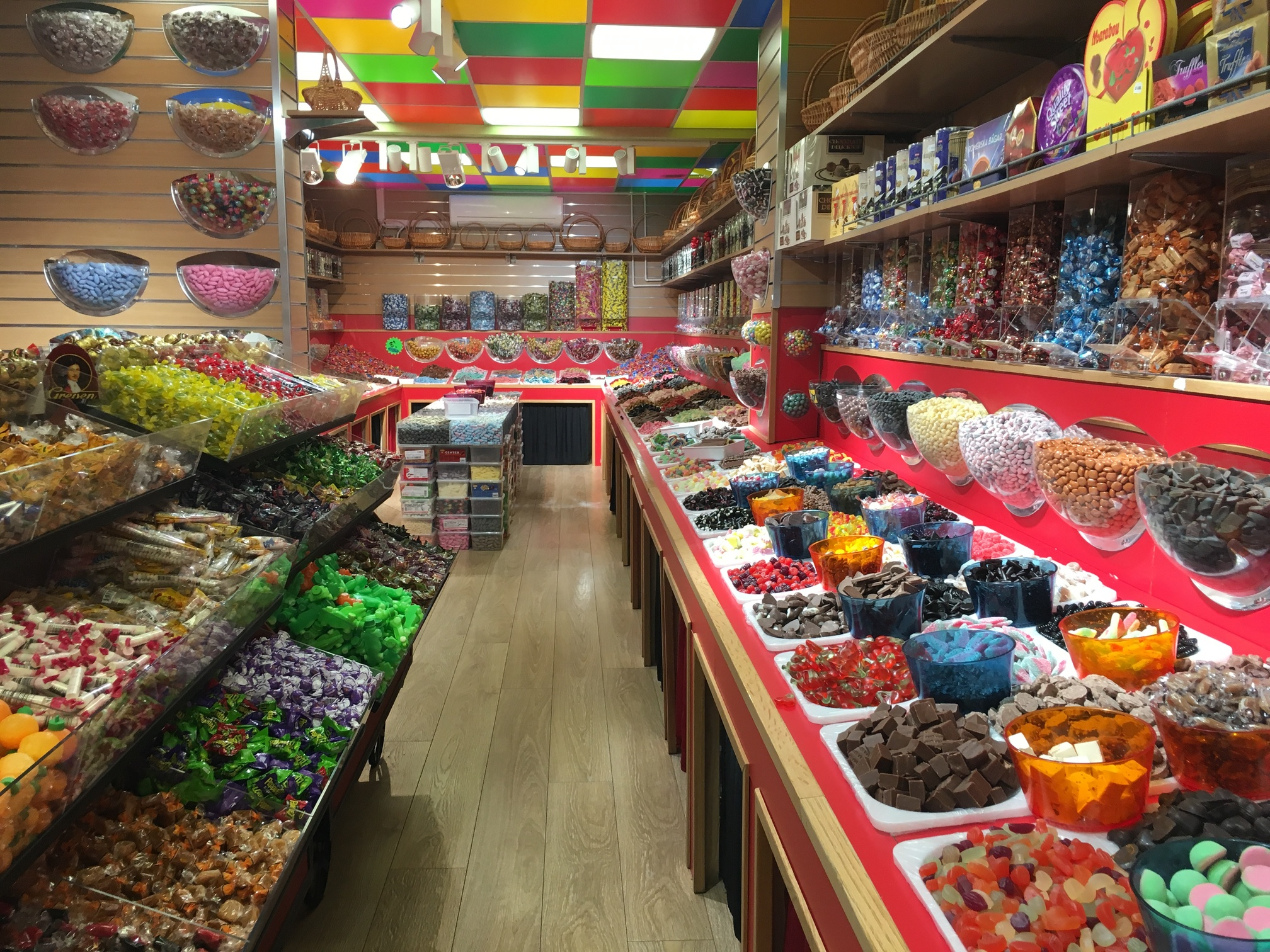 candy store heaven
