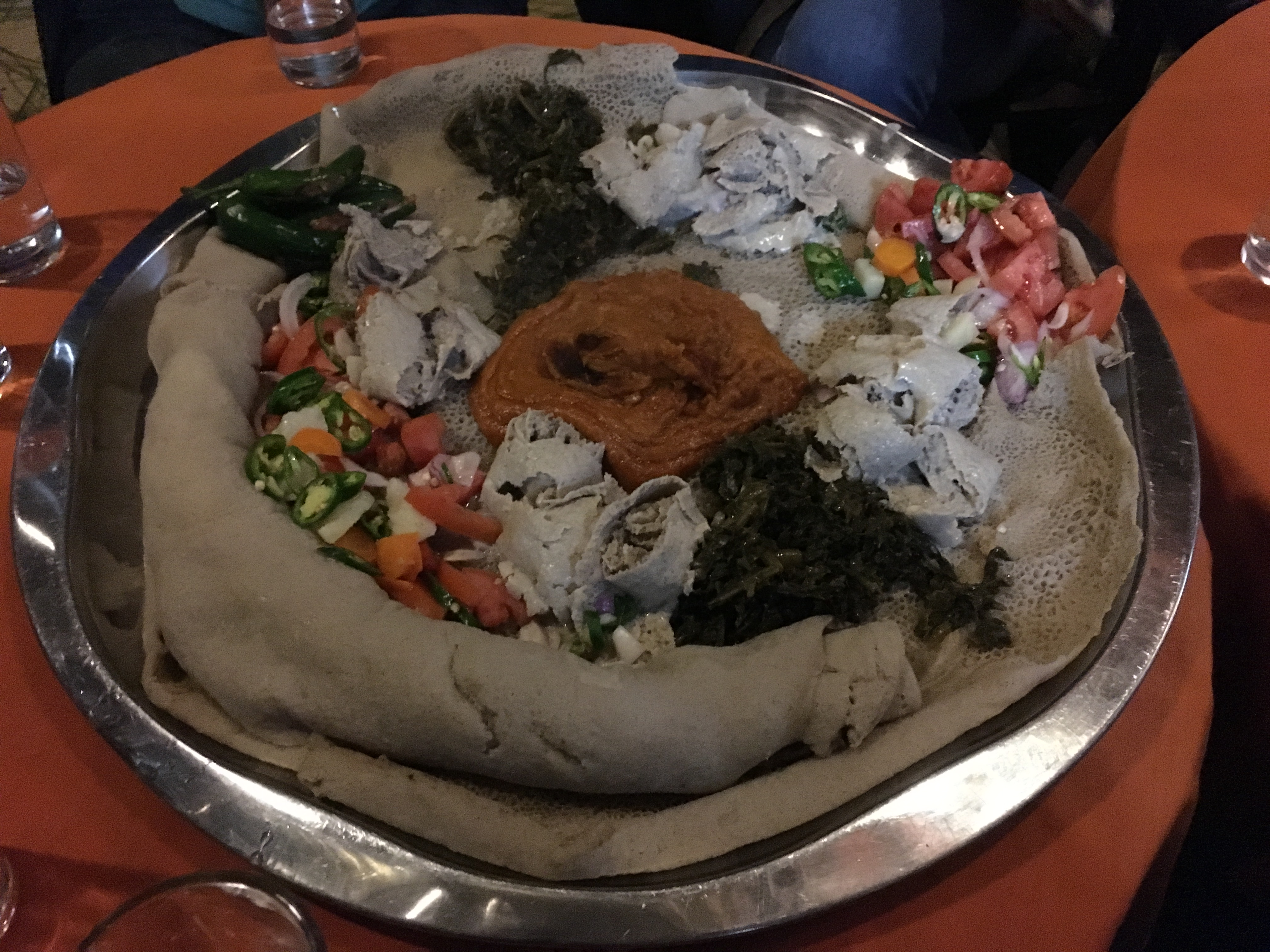tsige shiro food